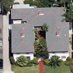 Stephanie Gatschet's House (Google Maps)
