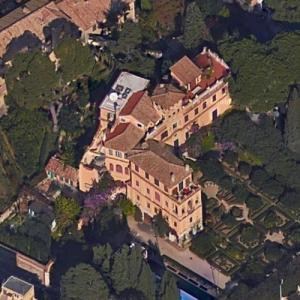 Francesco Gaetano Caltagirone's House (Google Maps)