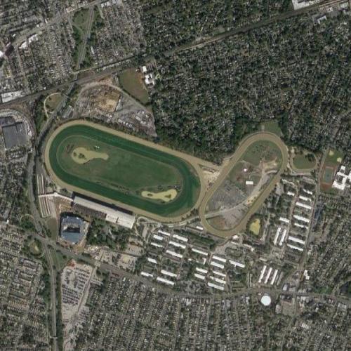 Belmont Racetrack (Google Maps)