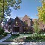 Calvin Johnson's House
