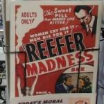 Reefer Madness poster (StreetView)