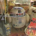 R2-D2 plush toy (StreetView)
