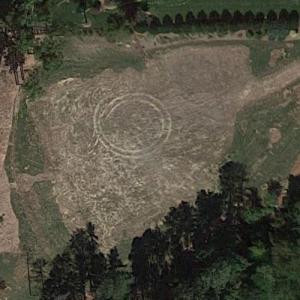 Lake Norman mansion burns to ground (Google Maps)