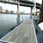 On-board the submarine USS Blueback (StreetView)