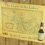 Bell's Lager Beer (StreetView)