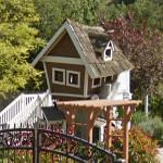 Conejo Kids Garden Treehouse