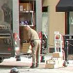 UPS delivery person (StreetView)