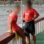 Life guards (StreetView)