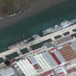 Naval shipyard Arsenal de la Carraca (Google Maps)