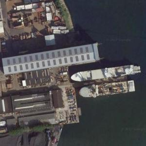 FSG shipyard (Google Maps)