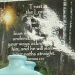 Proverbs 3:5-6 (StreetView)