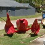Giant Crawfish (StreetView)