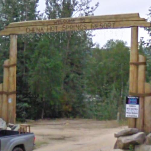 Welcome to Chena Hot Springs Resort (StreetView)