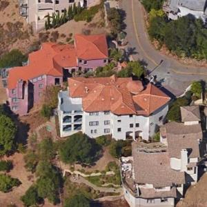 Andre Iguodala's House (Google Maps)
