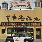 Criminals Hall Of Fame Wax Museum