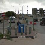 Atarot Industrial park checkpoint (StreetView)