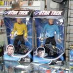 Star Trek Figures (StreetView)