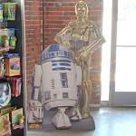 R2-D2 and C-3PO (StreetView)