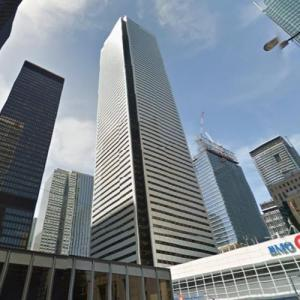 First Canadian Place (StreetView)
