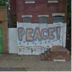 Peace Graffiti (StreetView)