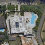 Xuxa Meneghel's house