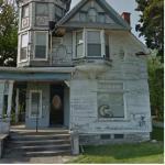 Spooky House (StreetView)