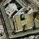 Université Paris VI et des Cordeliers (Google Maps)