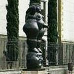'Pensamiento' by Fernando Botero (StreetView)