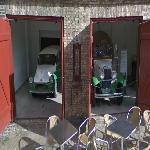 Old cars (StreetView)