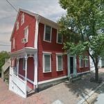 Sarah Helen Whitman's house (StreetView)