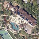 Mike Love's House (Google Maps)