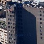 Rachael Ray's apartment (Google Maps)