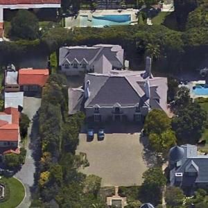 Carol and Frank Biondi Jr.'s house (Google Maps)