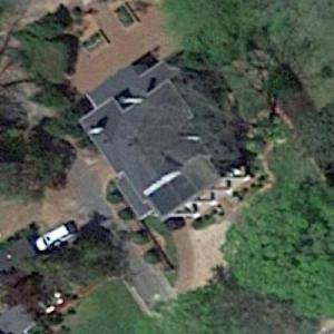 """Carl out alone (""""The Walking Dead"""") (Google Maps)"""