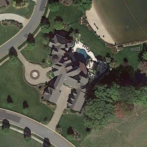 Kyle Busch's House In Denver, NC (#2)