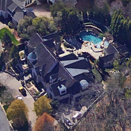 Universities In Charlotte Nc >> Junior Johnson's House in Charlotte, NC - Virtual Globetrotting