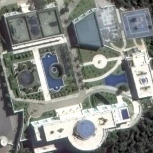 Amilcare Dallevo Jr.'s house (Google Maps)