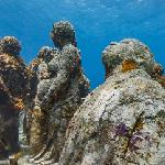 Google Maps Underwater - Cancun Underwater Museum