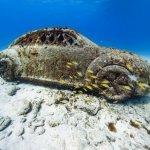 Cancun Underwater Museum Car