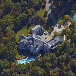 Scott Segal's House (Google Maps)