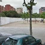'El Mur' by Richard Serra (StreetView)
