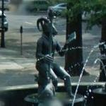 Ram-Headed Southern Storyteller (StreetView)