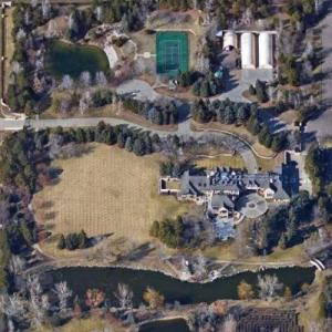 Richard Gooding's House (Google Maps)