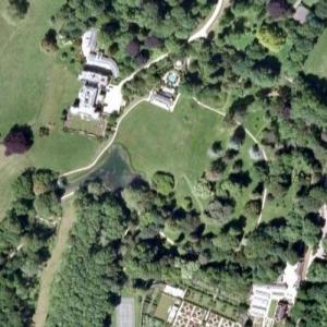 Anthony Bamford's House (Google Maps)