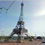 Eiffel Tower Replica