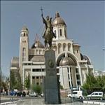 The Statue of Stefan the Great (StreetView)