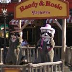 Randy & Rosie show