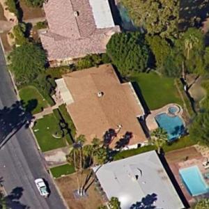Walt Disney's House (former) (Google Maps)