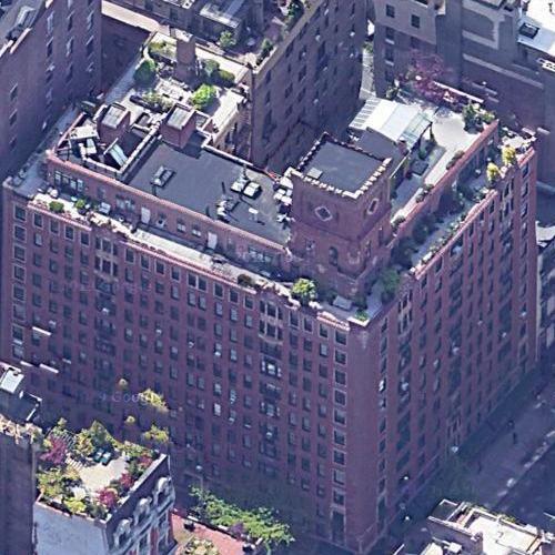 Alec Baldwin's apartment (Google Maps)