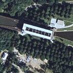 Niederfinow lift-lock (Google Maps)